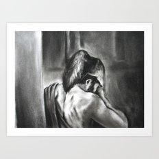 Anyman Art Print
