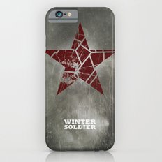 Codename Winter Soldier iPhone 6 Slim Case