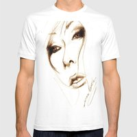 Eye Mens Fitted Tee White SMALL