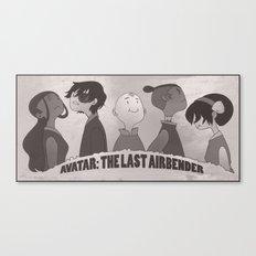 atlaadventuretime Canvas Print
