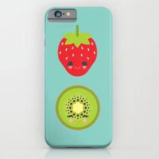 Strawberry Kiwi iPhone 6 Slim Case