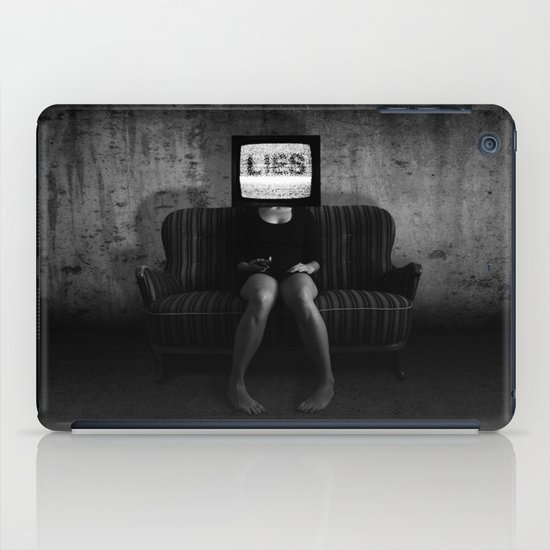 Lies iPad Case