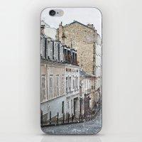 Montmartre, Paris. iPhone & iPod Skin