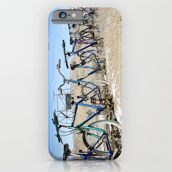 Bike Fence 2 iPhone & iPod Case