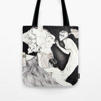 HYDE LOVE Tote Bag