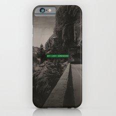 Get Lost Somewhere iPhone 6s Slim Case