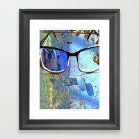 Xaojo Framed Art Print
