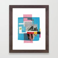 Screw Factory Framed Art Print