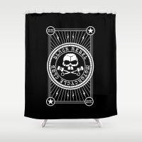 BRMC Shower Curtain