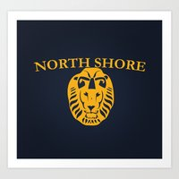 North Shore - Mean Girls movie Art Print