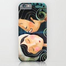 Kiss Good Night iPhone 6 Slim Case