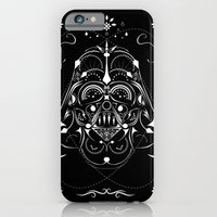 iPhone & iPod Case featuring Darth Vader on Acid by Michael Tesch