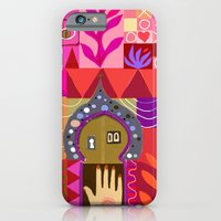 iPhone & iPod Case featuring Happy Fish by Pink Pagoda Studio / Barbara Perrine Chu