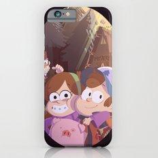 Gravity Falls iPhone 6 Slim Case