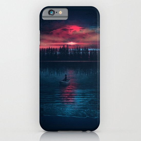 The World Beneath iPhone & iPod Case