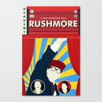 Rushmore Canvas Print