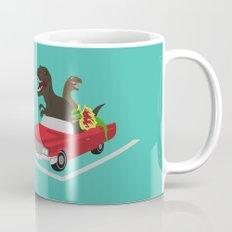 Jurassic Parking Only Mug