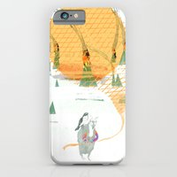 iPhone & iPod Case featuring Beach House - Norway by Valentina Gruer