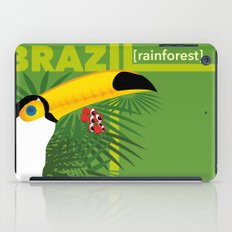 Brazil [rainforest] iPad Case