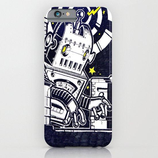 ROBO ATTACK! iPhone & iPod Case