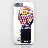 iPhone & iPod Case featuring gum by Laura Santeler