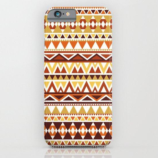 Aztec 1 iPhone & iPod Case