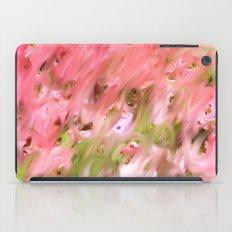 Flowers Field iPad Case