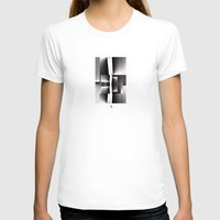 Unstable Stability Womens Fitted Tee White SMALL