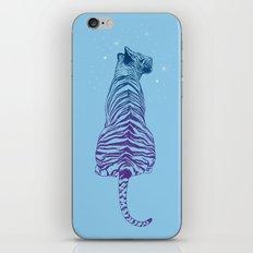 Tiger + Stars iPhone & iPod Skin