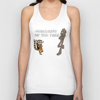 Guardians Of The Park Unisex Tank Top
