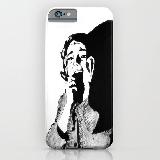 Lila Crane iPhone & iPod Case