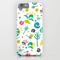 Leaves Pattern iPhone 6 Slim Case