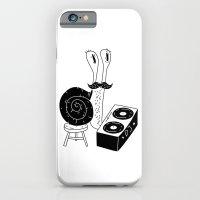 DJ Snail iPhone 6 Slim Case