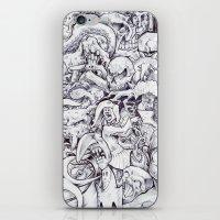 Where's Waldo? iPhone & iPod Skin