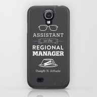 The Office Dunder Miffli… Galaxy S4 Slim Case
