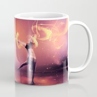 Fall Get up and Move Mug