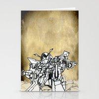 Transformer Stationery Cards