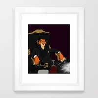 Scarface Framed Art Print