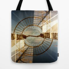 Landscapes c10 (35mm Double Exposure) Tote Bag