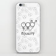 Marriage Equality iPhone & iPod Skin