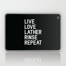 Rules Of Life Laptop & iPad Skin