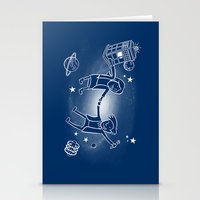 Adventures in Space/Time Stationery Cards