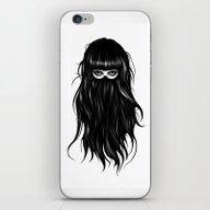 It Girl iPhone & iPod Skin