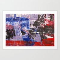 Abstract 0006 Art Print