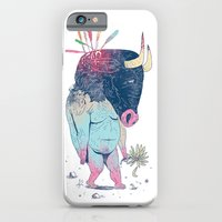 iPhone & iPod Case featuring Mr.Minotaur by Dushan Milic
