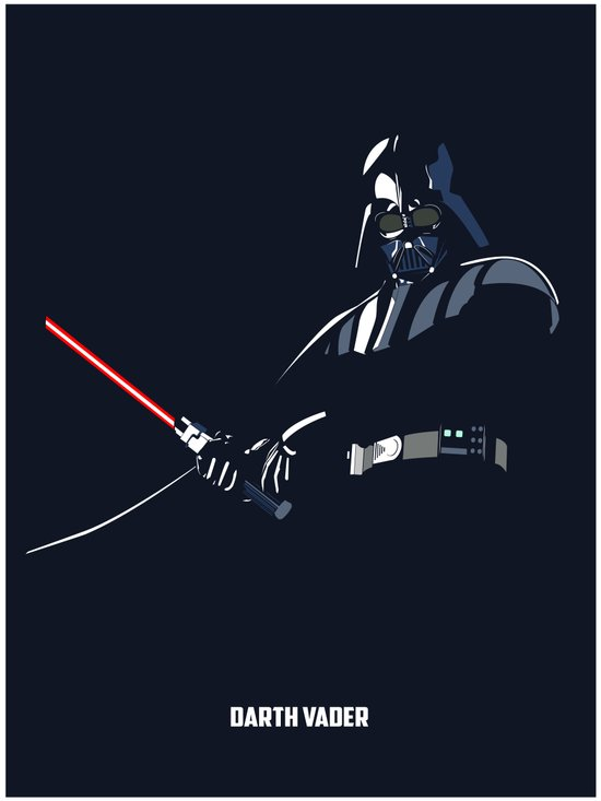 Star Wars - Darth Vader Canvas Print