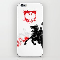 Polish Hussar iPhone & iPod Skin