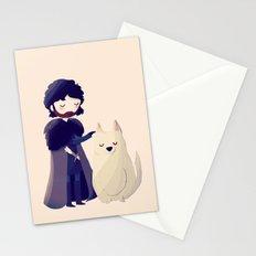 Night Gathers Stationery Cards
