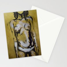 oro tribe Stationery Cards