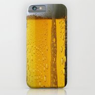 iPhone & iPod Case featuring Beer 3 by Turul